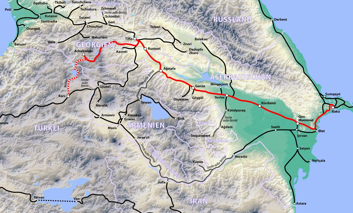 caucasus strategic estimate