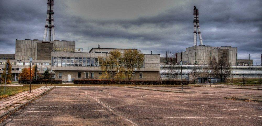 Остановленная почти 10 лет назад Игналинская АЭС