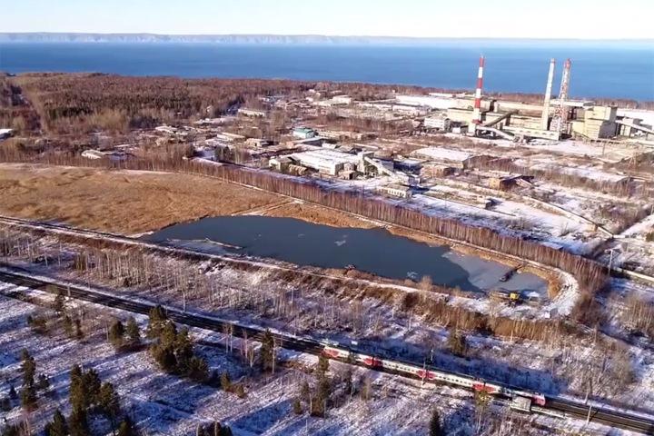 За 45 лет работы БЦБК сложил в карты-накопители не менее 6,5 млн. тонн отходов – в основном токсичного шлам-лигнина