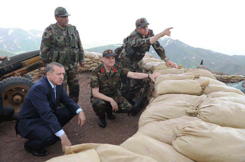 Турция категорично ответила напланы Франции отправить свои войска вСирию