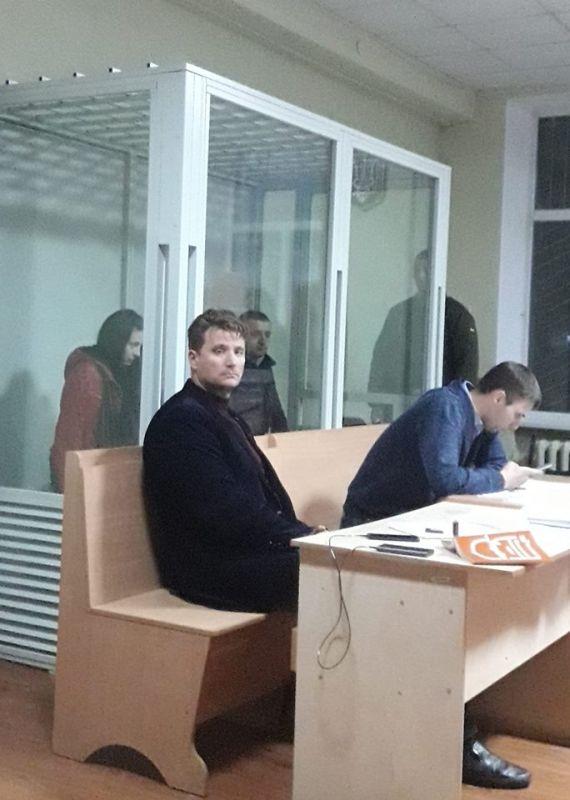 Судебное заседание по делу Д. Мастикашевой
