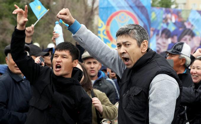 Кто «раскачивает» Казахстан (II)
