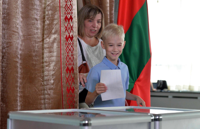 Выборы в беларуси в картинках