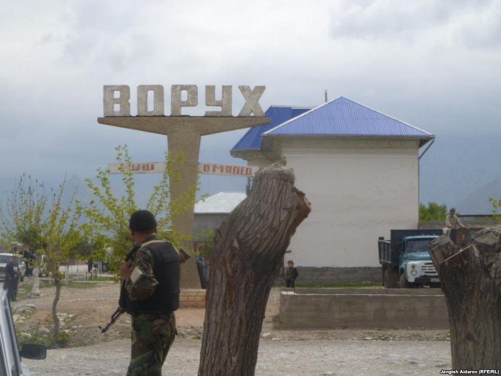 Почему Ворух - открытая рана на карте Таджикистана и Кыргызстана