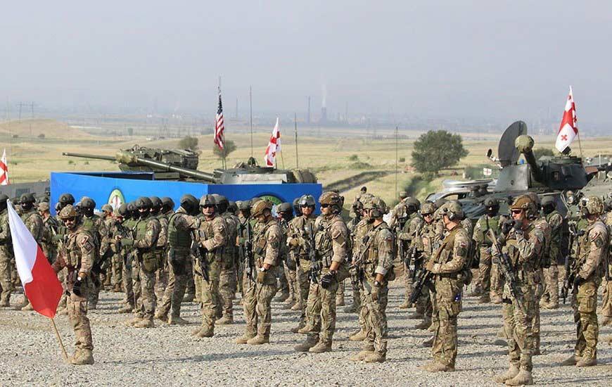 Грузия: «Достойный партнер» – «большая честь» и надежды на членство в НАТО  - Ритм Евразии