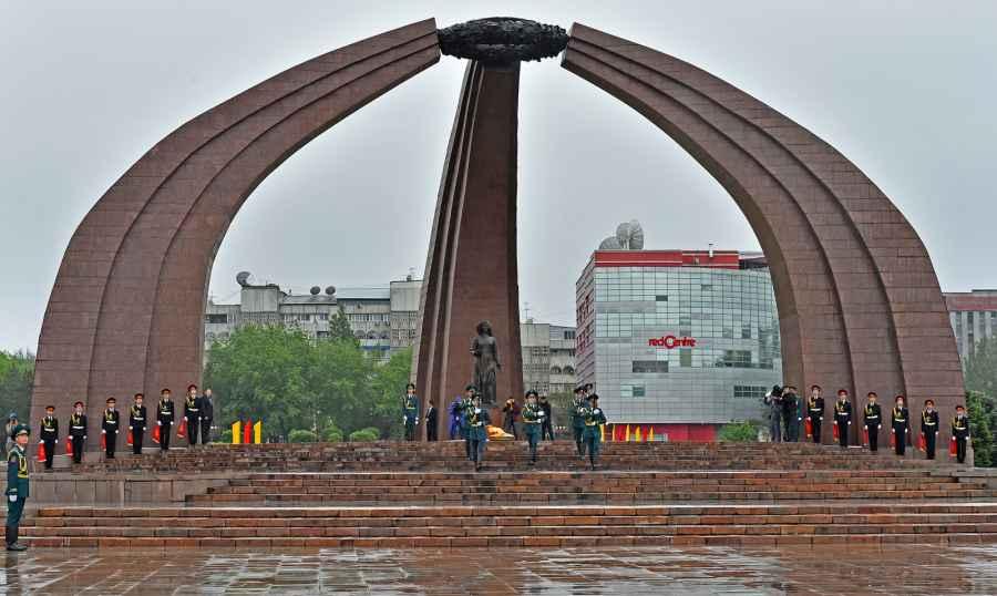 Киргизия: историческое место в Великой войне