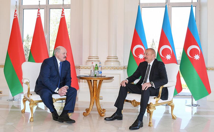 Пандемия не помеха – итоги визита президента Белоруссии в Азербайджан -  Ритм Евразии