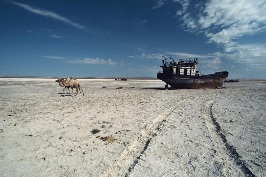 Зачем USAID хочет контролировать водообеспечение в Центральной Азии