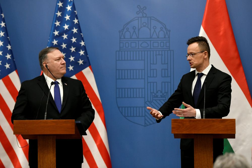 Лицемерие Запада по отношению к России достало Венгрию