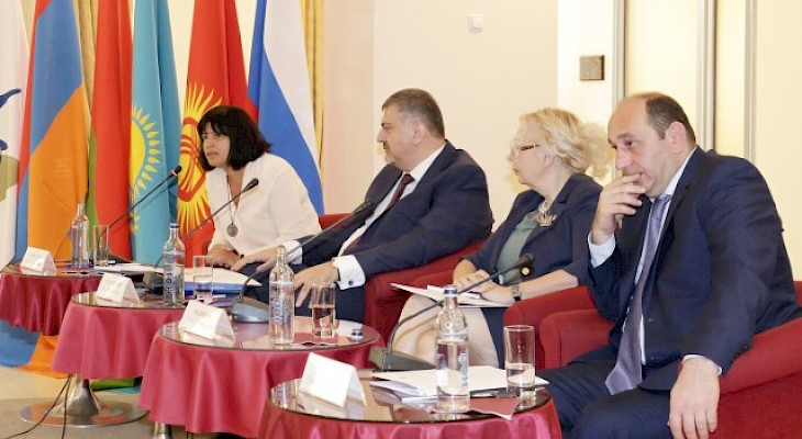 Что Армения получила за два года членства в ЕАЭС